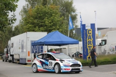 Aarova Rallysprint Oudenaarde 2016
