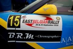 East Belgian Rally 2016