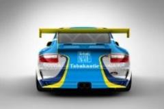 Nieuwe livery Porsche GT3 997 2014