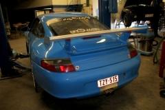 Nieuwe look Porsche GT3 2011