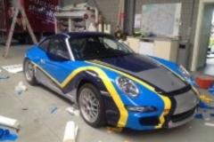 Porsche 997 GT3 2014