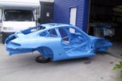 Project Porsche 996 GT3 - september 2012
