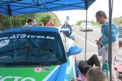 Rally de Erquelinnes 2010