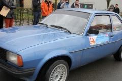 Rally Event Oudenaarde 2014