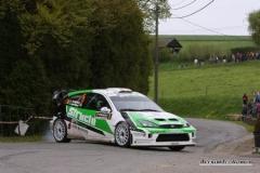 Rallye de Wallonie 2009