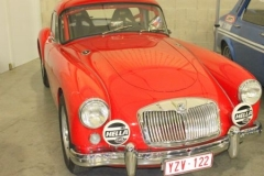The Big Rally Event Oudenaarde 2011