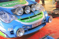 Ypres GEKO IRC Rally 2011